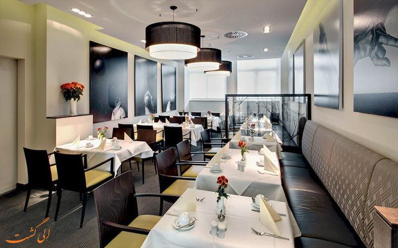 امکانات تفریحی هتل برلین مارک برلین- رستوران