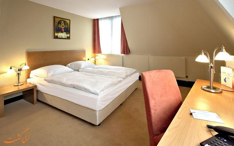 امکانات اتاق های هتل برلین مارک برلین