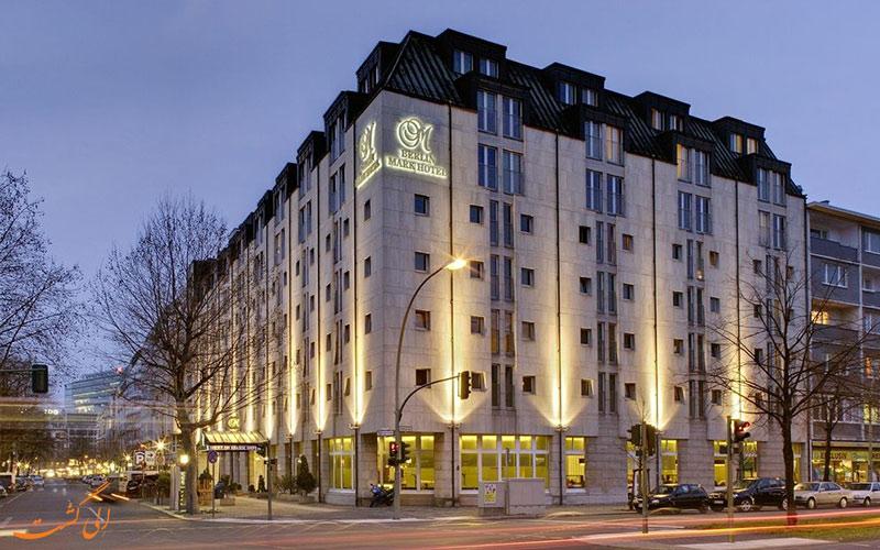 Berlin Mark Hotel- eligasht.com نمای هتل