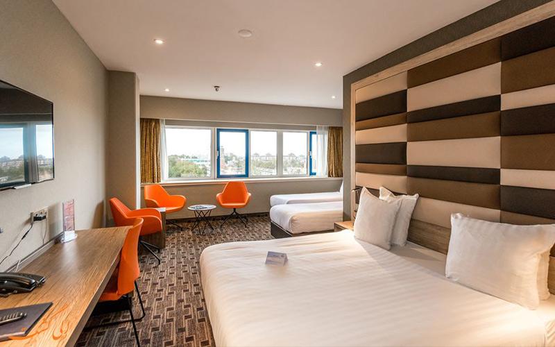 انواع اتاق های هتل بست وسترن بلو تاور آمستردام