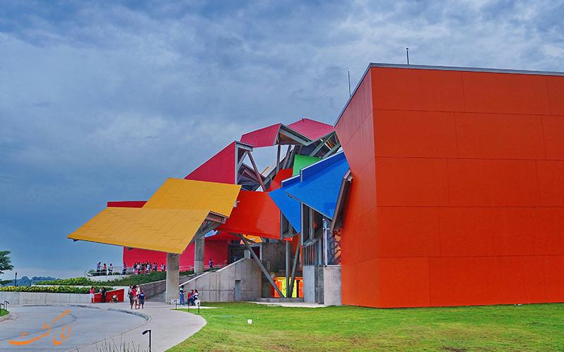 موزه تنوع زیستی در پاناما