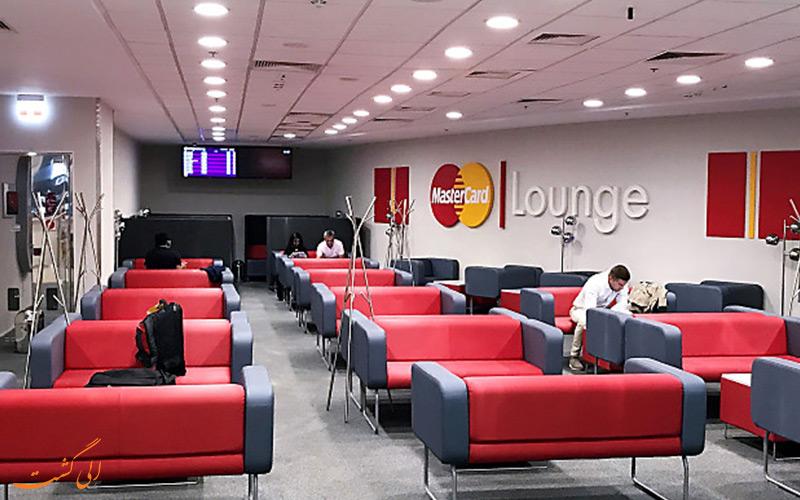 امکانات فرودگاه بین المللی بوریسپیل