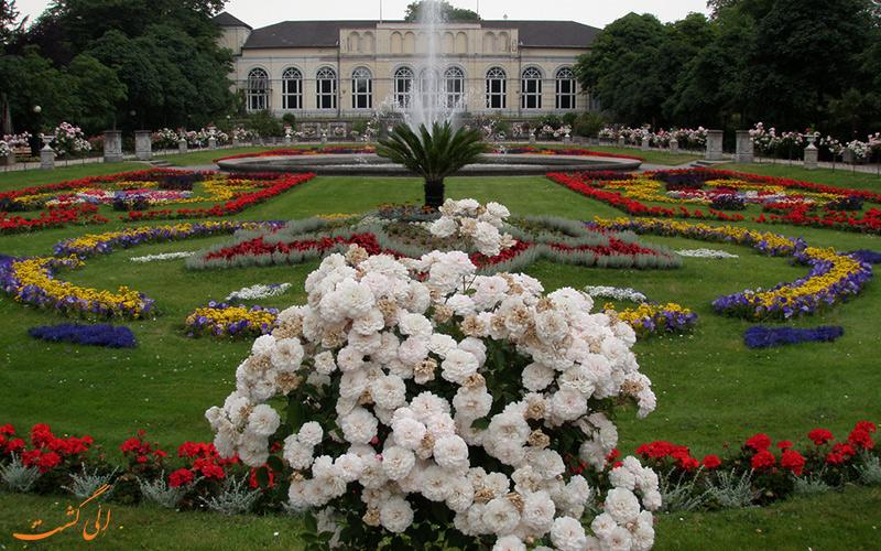 باغ گیاه شناسی فلورا
