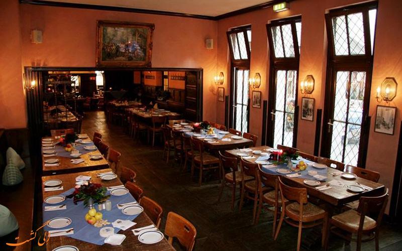 رستوران در دولسدورف