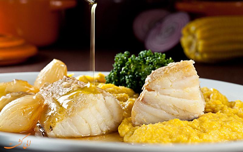 ماهی Bacalhau