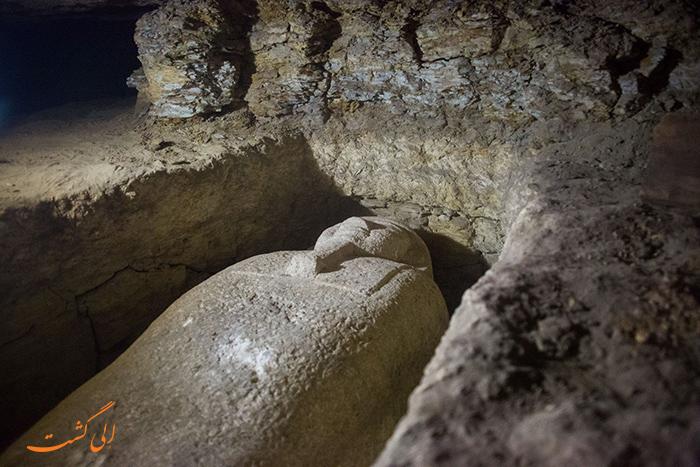 قبرستان توت | مصر باستان