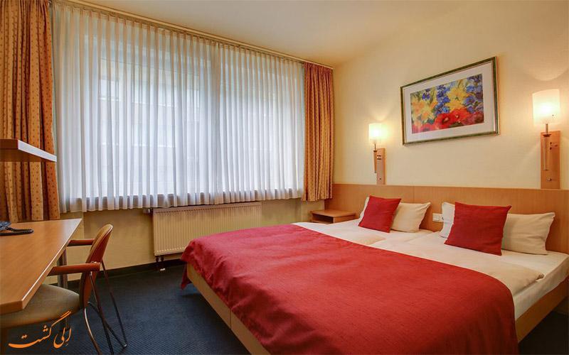 امکانات اتاق های هتل سنترو کانتی کلن