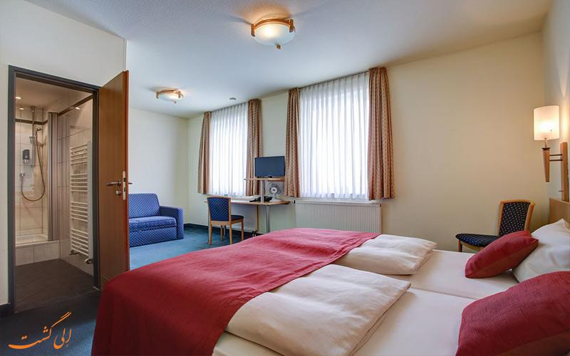 Centro Hotel Conti- eligasht.com اتاق دابل