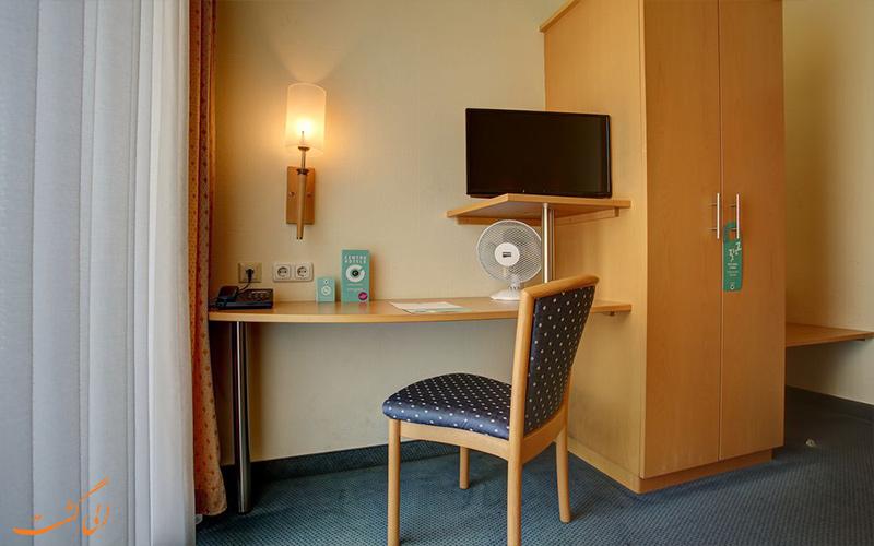 Centro Hotel Conti- eligasht.com امکانات درون اتاق