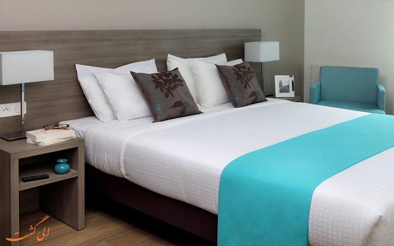 اتاق های هتل سیتادین تویسن دور بروکسل