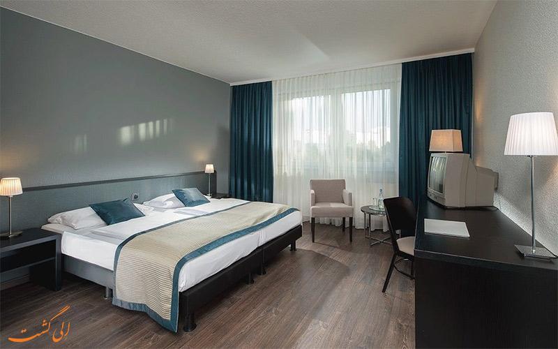 امکانات اتاق های هتل سیتی ایست برلین