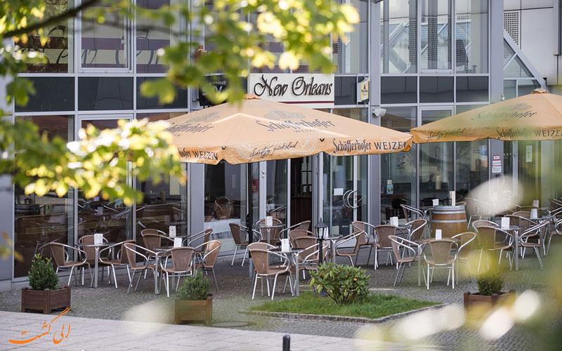 هتل سیتی ایست برلین City Hotel Berlin City East