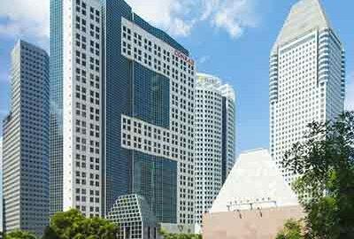 هتل کنراد سنتنیال در سنگاپور
