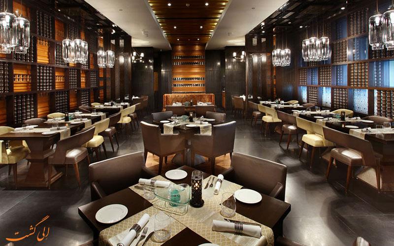امکانات تفریحی هتل کراون پلازا روهینی دهلی- رستوران