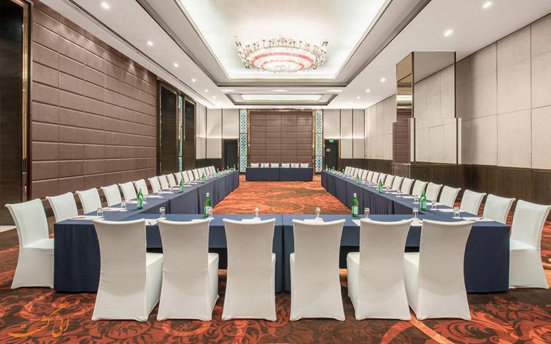 هتل کراون پلازا روهینی دهلی- اتاق کنفرانس