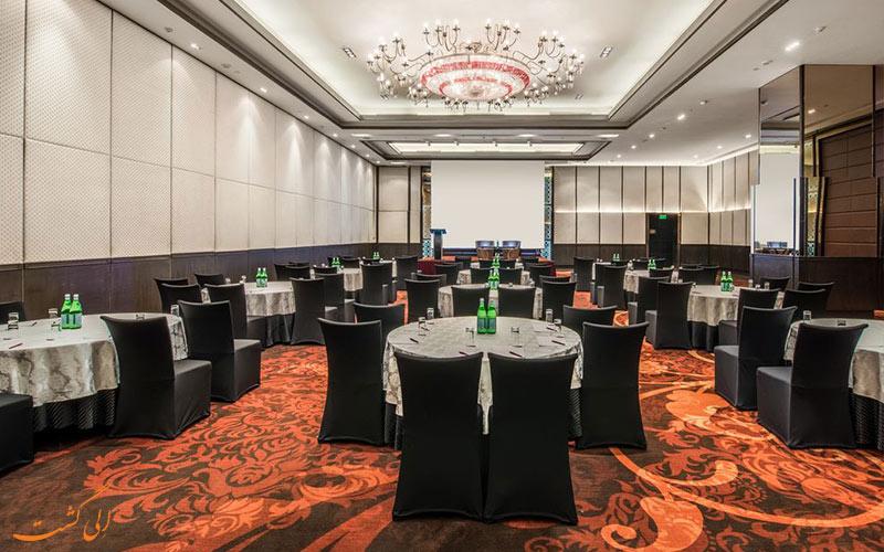 هتل کراون پلازا روهینی دهلی- خدمات عروسی