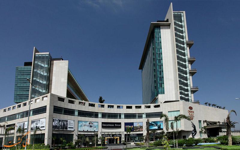 Crown Plaza Rohini- eligasht.com نمای هتل