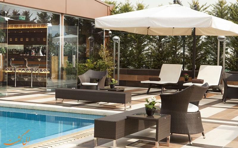 هتل کراون پلازا آتن Crowne Plaza Athens