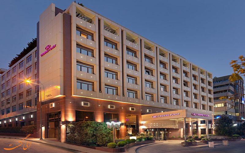 Crowne Plaza Athens City Centre- Eligasht.com نمای هتل