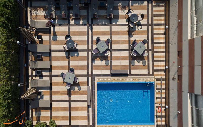 Crowne Plaza Athens City Centre- Eligasht.com استخر