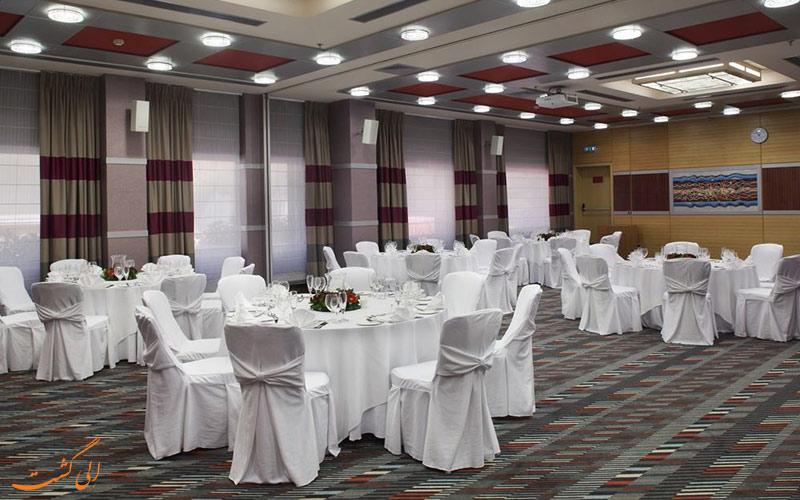 هتل کراون پلازا آتن- رستوران