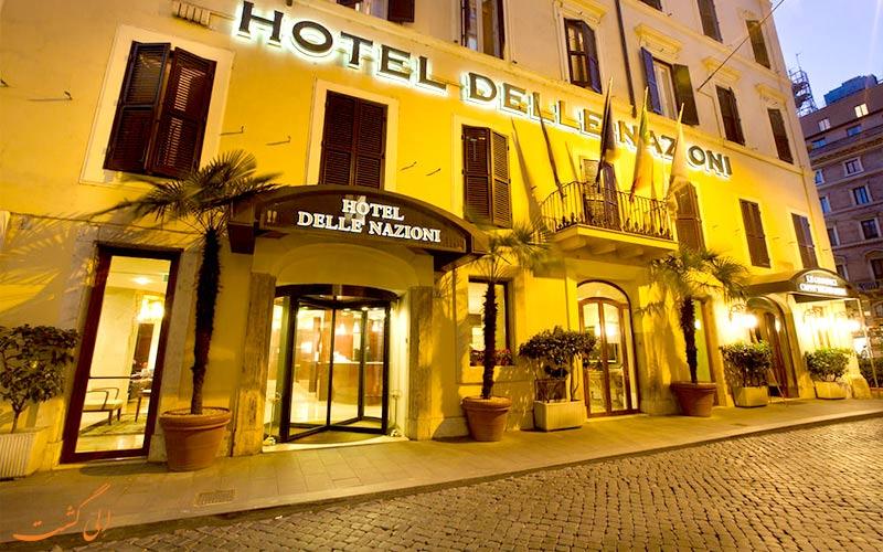 Delle Nazioni- eligasht.com نمای هتل