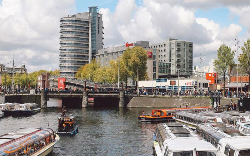 Delta Hotel- eligasht.com جاذبه های آمستردام
