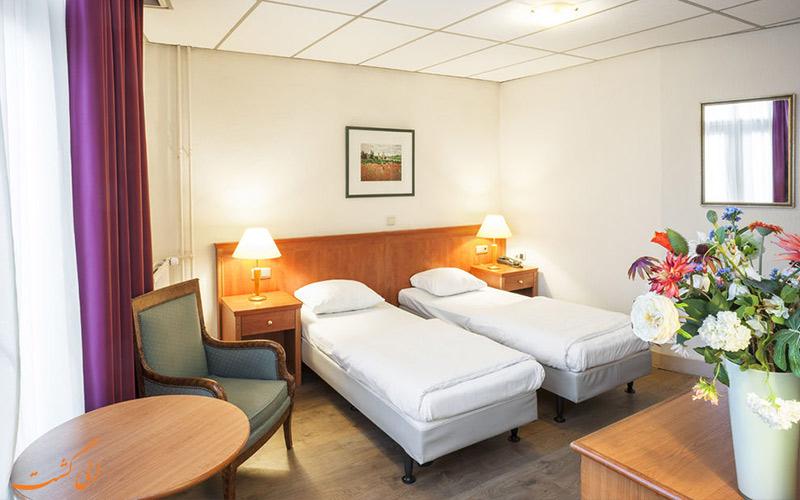 Delta Hotel- eligasht.com اتاق ها