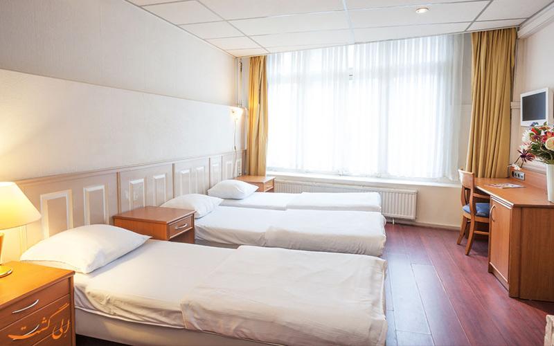 امکانات اتاق های هتل دلتا آمستردام
