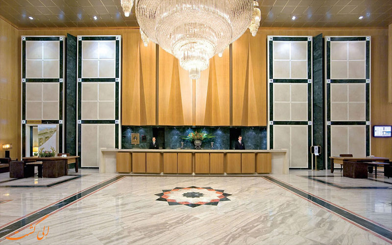 هتل دیوانی کاراول آتن Divani Caravel Hotel