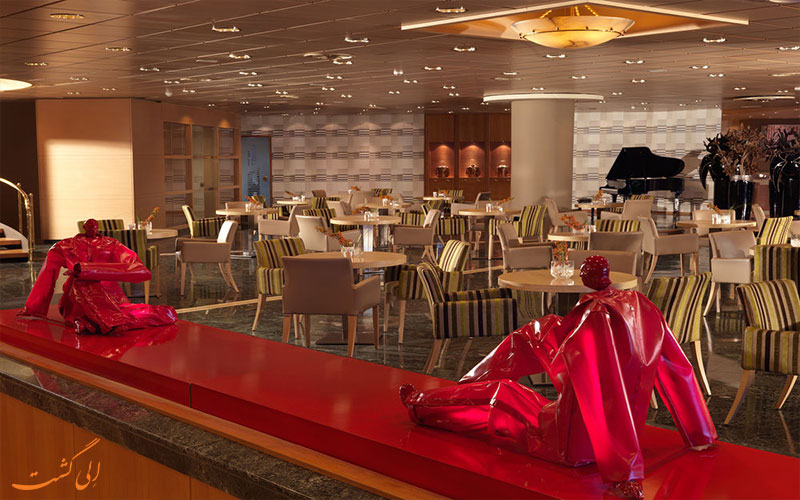 هتل دیوانی کاراول آتن- رستوران