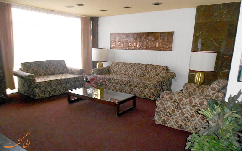 خدمات رفاهی هتل الدورادو لاپاز- لابی