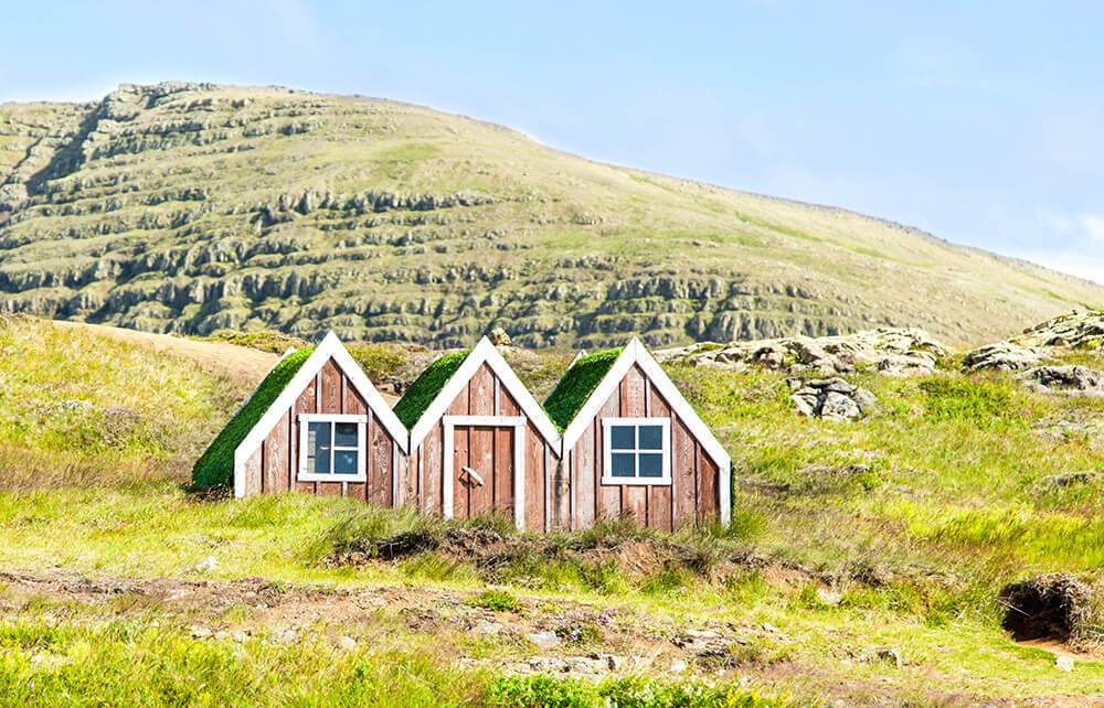 مدرسه الف ها در ایسلند