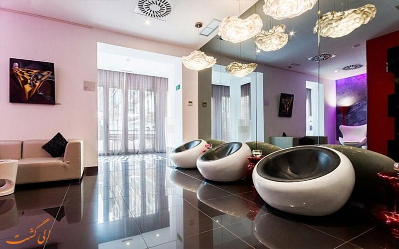 امکانات تفریحی هتل یورو استارز بی سی ان دیزاین بارسلونا