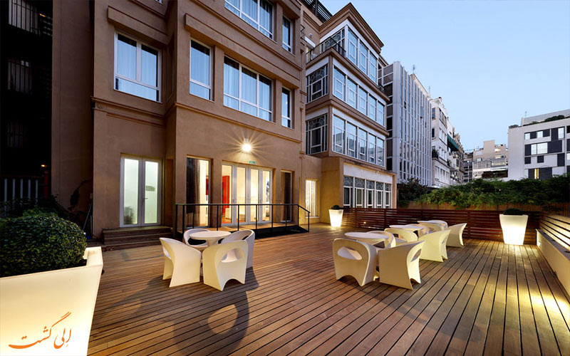 هتل یورو استارز بی سی ان دیزاین بارسلونا | Eurostars BCN Design
