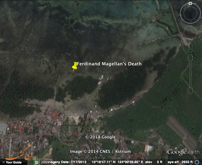 مختصات مرگ ماگلان