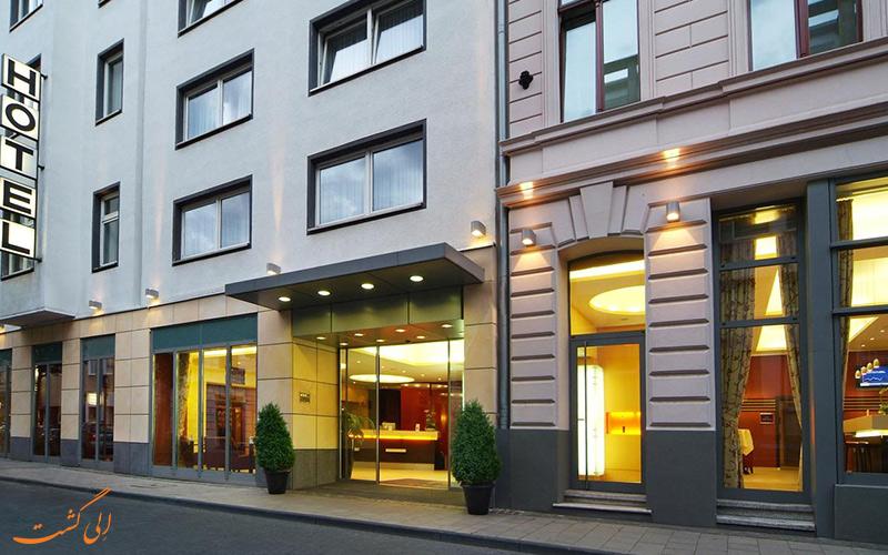 هتل سه ستاره در کلن