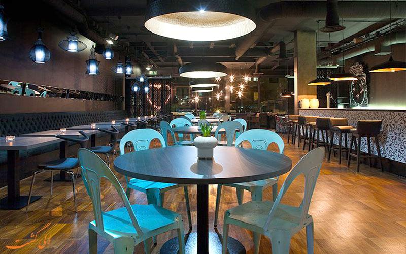 هتل فونته کروز لیسبون- رستوران هتل