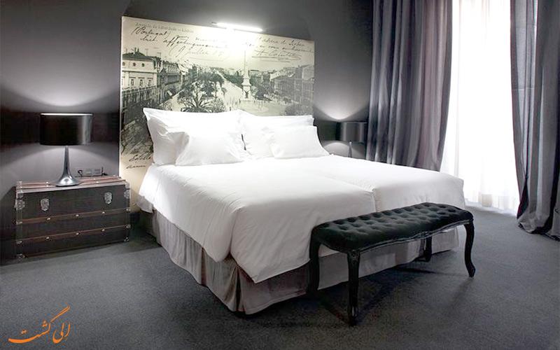انواع اتاق های هتل فونته کروز لیسبون