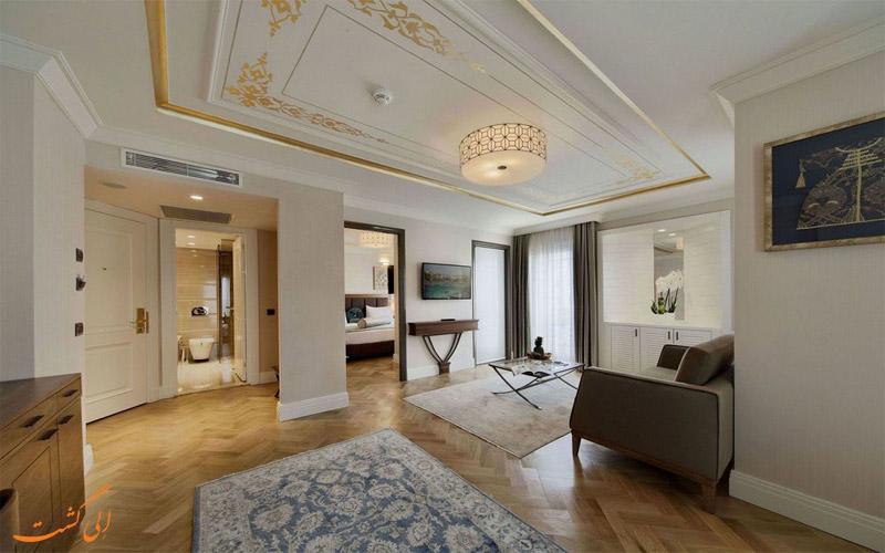انواع اتاق در هتل گلدن ایج استانبول