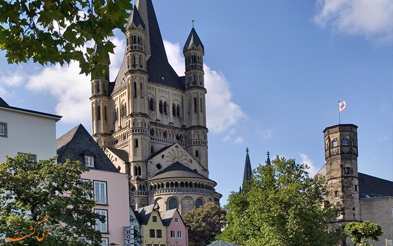 کلیسای بزرگ سنت مارتین