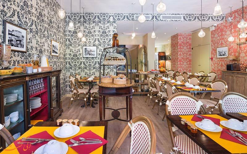 امکانات تفریحی هتل لو گریمالدی نیس- رستوران
