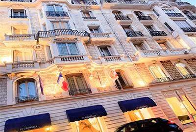 Hôtel Le Grimaldi- eligasht.com الی گشت