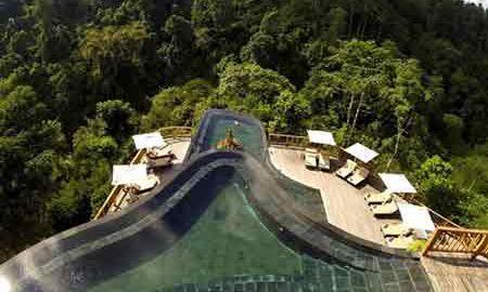 هتل هنگینگ گاردن در بالی