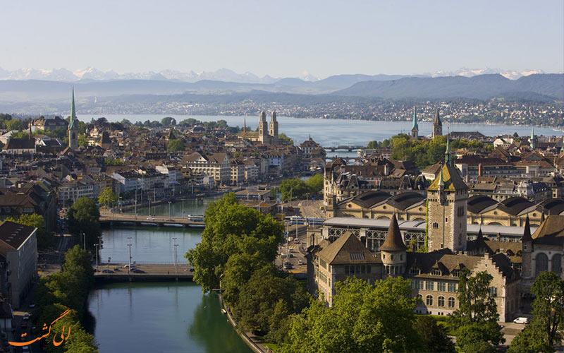 Holiday Inn Zurich Messe- eligasht.com جاذبه زوریخ