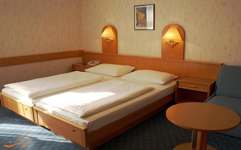 Hotel Admiral-eligasht.com اتاق ها