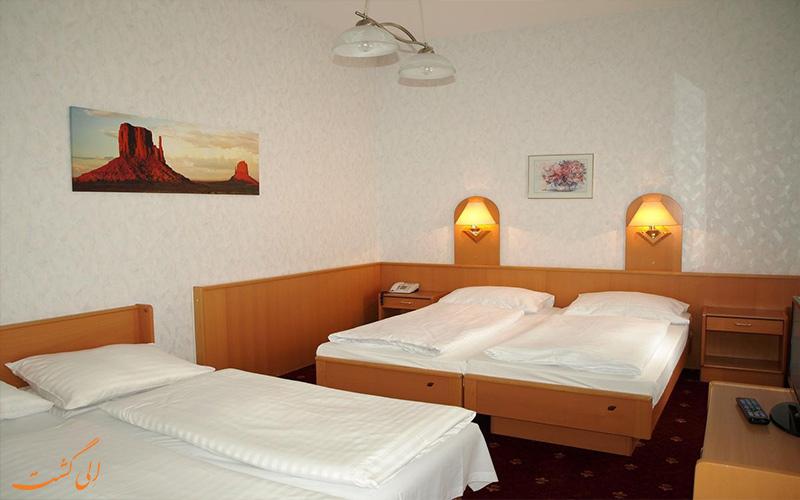 امکانات اتاق های هتل ادمیرال وین