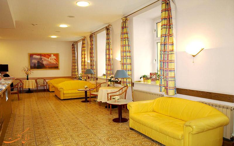هتل ادمیرال وین Hotel Admiral
