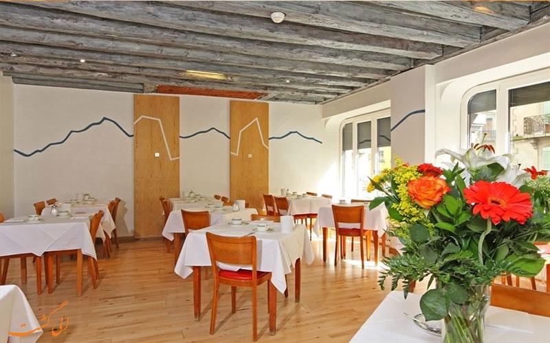 Hotel Bernina Geneva- Eligasht.com رستوران
