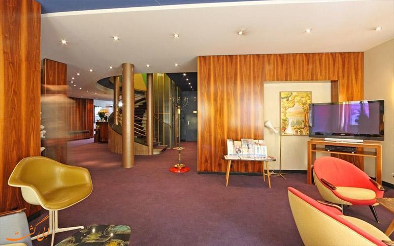 Hotel Bernina Geneva- Eligasht.com لابی